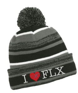 I Heart Fingerlakes Winter Cap